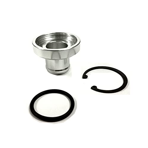 Ispeedytech New SSQV SQV BOV Flange Adapter Clamp Kits For HKS SS QV S QV Adaptor Blow Off Valve