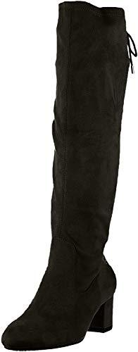 Tamaris Damen 25505-21 Hohe Stiefel, Schwarz (Black 1), 39 EU
