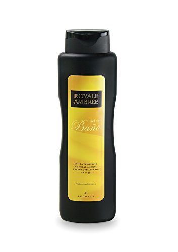 Royale Ambree Gel de Douche 750 ml