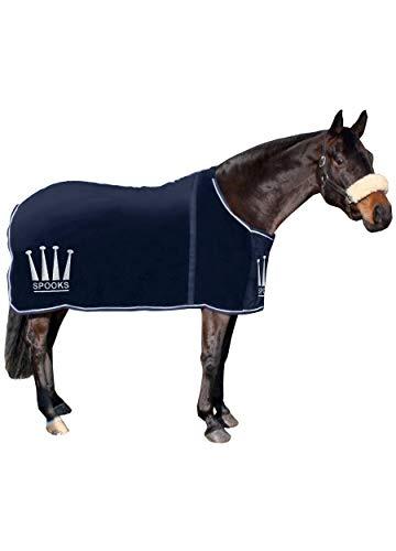 SPOOKS Blanket Crown - DE (Farbe: navy; Größe: 135cm)