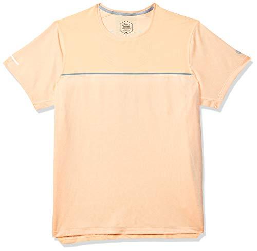 ASICS Gel-Cool Manga Corta D Camiseta para Correr - S
