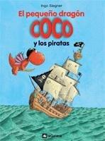 El pequeño dragón Coco y los piratas.