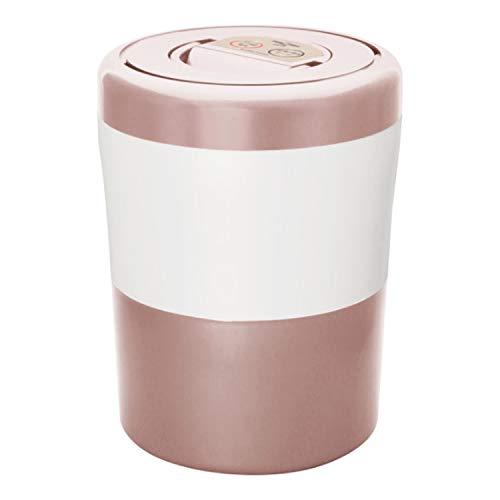 島産業 家庭用生ごみ減量乾燥機 「パリパリキューブライトアルファ」PCL-33-PGW ピンクゴールド