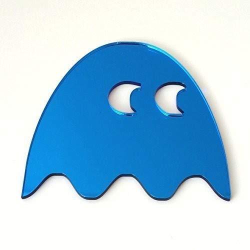 Super Cool Creations fantômes Bleu miroirs – 45 cm x 41 cm