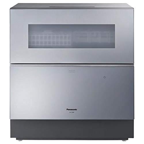 パナソニック 食器洗い乾燥機(シルバー)【食洗機】【食器洗い機】 Panasonic NP-TZ300-S