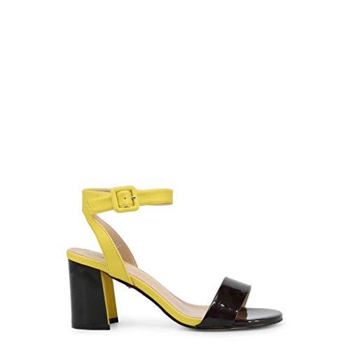 Laura Biagiotti Sandalia 6300 Donna Nero Size: 38