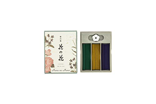 nippon kodo Incienso japonés, resinas Naturales, Plantas, Maderas y minerales pulverizados, Multicolor, Talla única