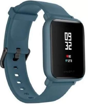 Relógio inteligente Smartwatch Xiaomi Amazfit Bip Lite Azul
