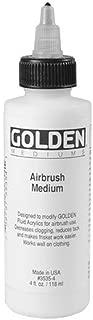 Golden - Airbrush Medium - 4 oz.