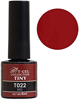 T-GEL COLLECTION TINY T022 レッド 8ml
