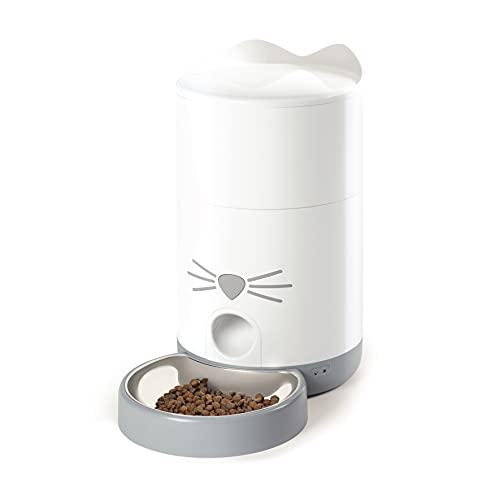 Catit 43752 Pixi Smart Futterautomat für Katzen, 1.780 kg
