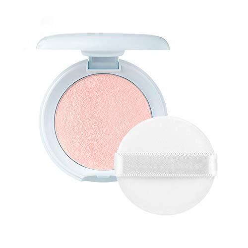 Aesy Briller Poudre Pressée Doux Texture Correcteur Éclairer Peau Couleur Visage Maquillage Produit (A1)