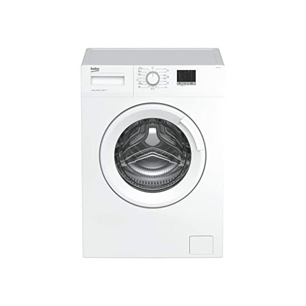 Beko WTE 6511 BW Independiente Carga frontal 6kg 1000RPM A+++ Blanco – Lavadora (Independiente, Carga frontal, Blanco…
