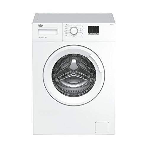 Beko WTE 6511 BW Independiente Carga frontal 6kg 1000RPM A+++...
