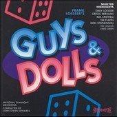 Guys & Dolls (1995 London Studio Cast) by Guys & Dolls (1997-05-20)