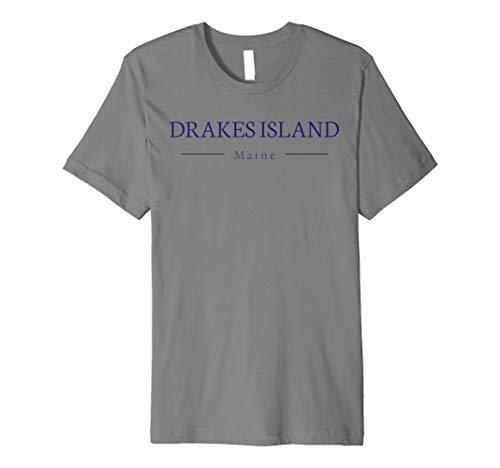 Drakes Island, Maine Premium T-Shirt