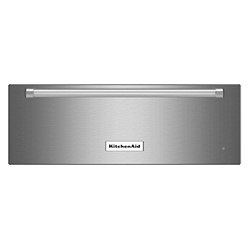 "KitchenAid 30"" Stainless Steel Slow Cook Warming Drawer"