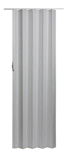 "LTL Home Products VS3280ML Via Accordion Folding Door, 24"" to36 x80, White Mist"