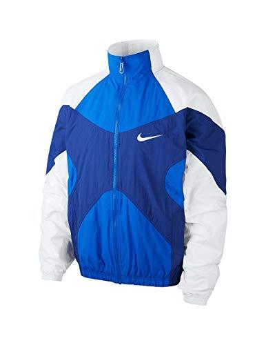 Nike Sportswear Re-Issue Jacket Hyper Royal White Deep Royal L