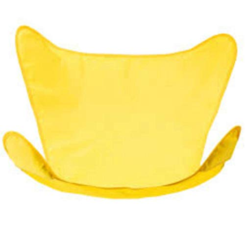 ALG Sunny Yellow Butterfly Chair Cover