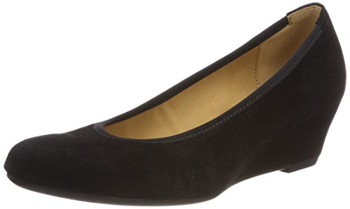 Gabor Shoes Damen Basic Pumps, Schwarz (Schwarz), 37 EU