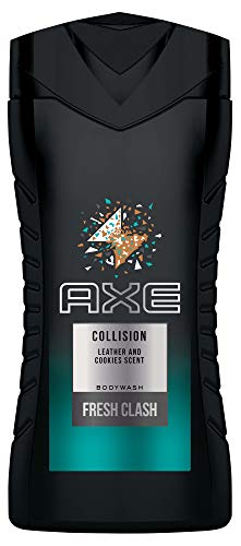 Axe Duschgel für eine aromatische Dusche Collision, 6er Pack (6 x 250 ml)