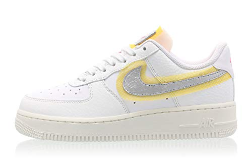 Nike WMNS Air Force 1'07 Blanco Cz8104-100, Blanco (blanco), 36 EU