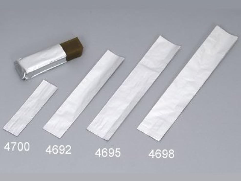 許可する徐々に衝突羊羹 M(400g)用 銀セロ袋 (50枚)