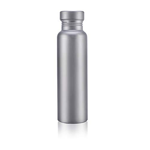 500ml/800ml Titanium Water Fles Sport Ketel voor Outdoor Camping Picnic Wandelen Fietsen Sport Ultralight Thee Koffie Kantine Cup Drinkware