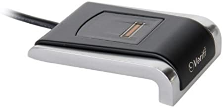 Verifi P2000 Premium Metal Fingerprint Reader for Windows 7/8/10