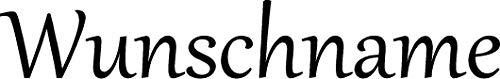 EmmiJules Wunschname für das Wandtattoo Handballer in schwarz Made in Germany (Wunschname, schwarz)