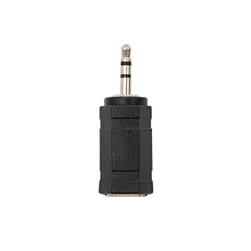 NanoCable 10.27.0002 - Adaptateur Audio stéreo Mini-Jack vers Jack, Femelle-mâle