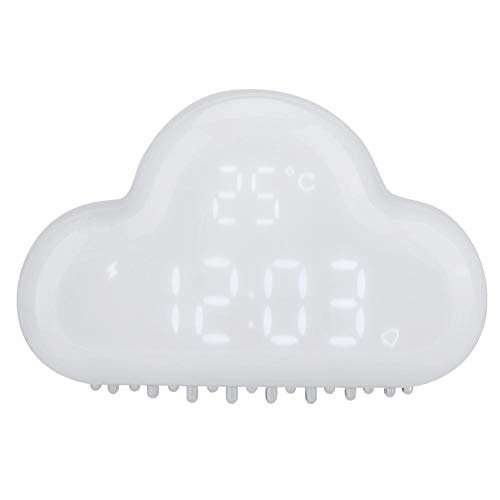 Eboxer Despertador Digital de Forma Nube, Despertador Eléct