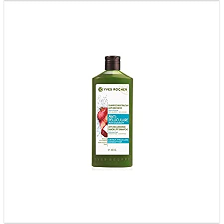 Yves Rocher Shampoo Tratamiento Anti Caspa, 300 ml