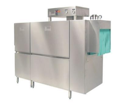 Meiko K76ET230 54-in Single Tank Rack Conveyor Dishwasher For 239-Racks/Hr, 26-in Clear, 230/3, Each