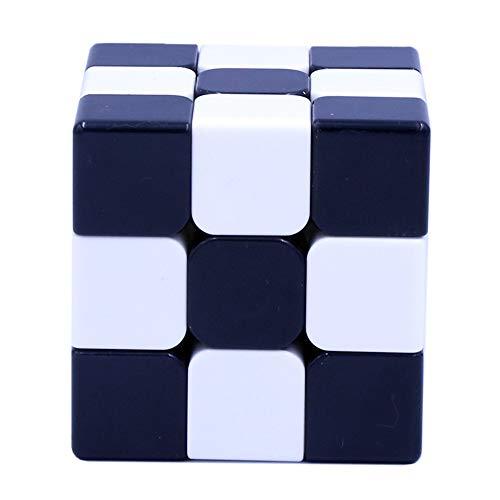 MOye Cubos de Tercer Orden 3x3x3 Embrión Claro Cubos Blancos y Negros Desarrollo Intelectual para niños Juguetes educativos