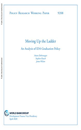 Moving Up the Ladder : An Analysis of IDA Graduation Policy