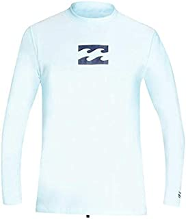 Billabong Boys' All Day Wave Loose Fit Long Sleeve Rashguard