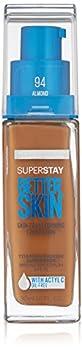 Maybelline New York Super Stay Better Skin Foundation Almond 1 fl oz.