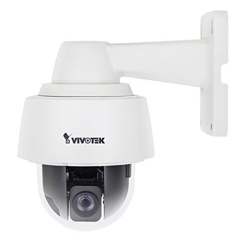 VIVOTEK SD9362-EHL IP interna ed esterna Bullet colore bianco-Telecamera di sorveglianza IP, per interni/esterni, Bullet, fili, SD, SDHC, SDXC, colore: bianco