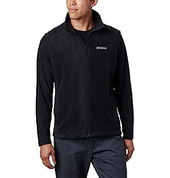 columbia fleece vest men