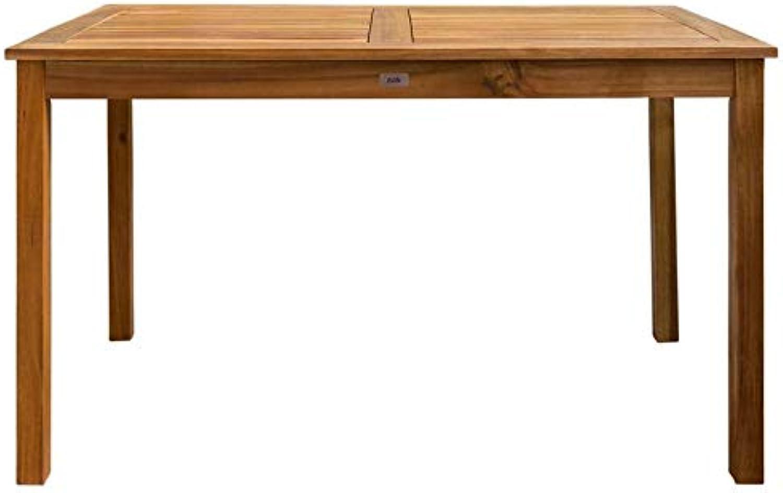 Klle Tisch Saigon aus Akazienholz, ca. 120x70 cm