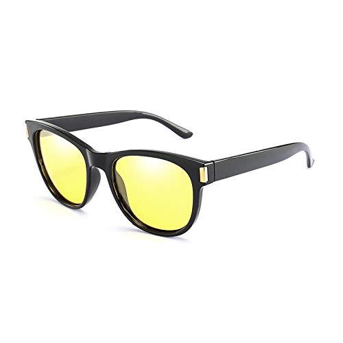 FJCY Gafas de Sol polarizadas con Estampado de Leopardo para Mujer Uv400 Espejo de Pesca para Conductor Retro-6-Kp1050-C5