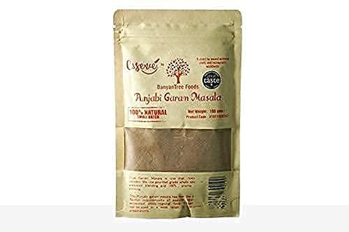 Punjabi Garam Masala (vincitore del Great Taste 2017) Grande confezione ricamabile 100g