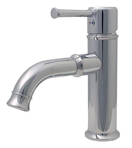 Waschbecken Waschtischarmatur Armatur Wasserhahn Mischbatterie Chrom Sanlingo