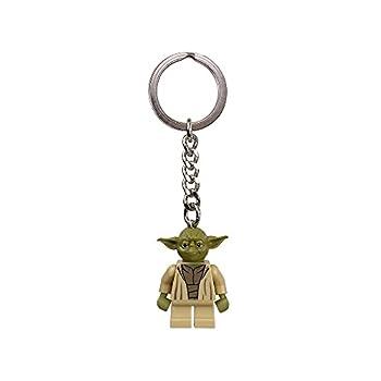 LEGO Star Wars Yoda 2015 Minifigure Key Chain 853449
