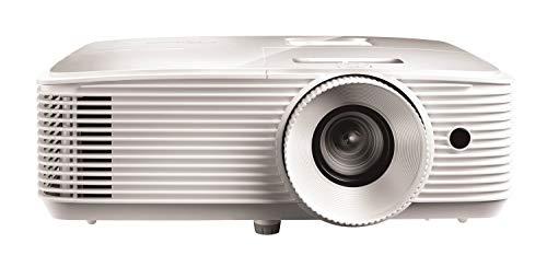 Optoma EH334 DLP Projektor (1080p Auflösung, 3.600 Lumen, 20.000:1 Kontrast, Full 3D, Zoom 1.1)