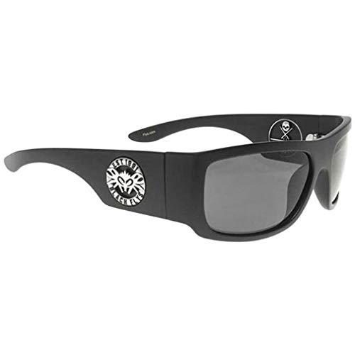 Sullen Clothing & Black Flys Fly High Polar Matt - Gafas de sol