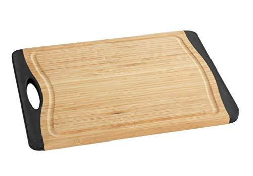 Wenko - Tabla de cortar (bambú) 28,5 x 20 x 1,5 cm