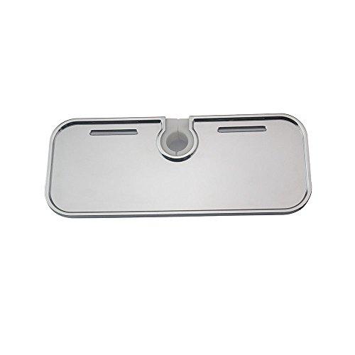 Idro bric blicol0101me estante para columna ducha de ABS con adaptador, Gris